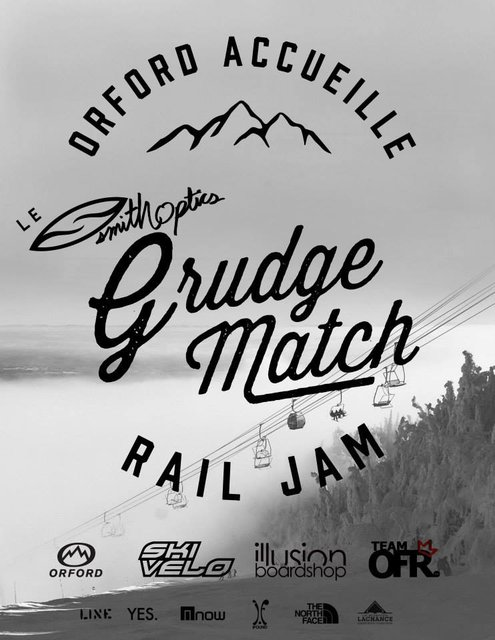 Smith Grudge Match 2015 @ Mont-Orford Québec