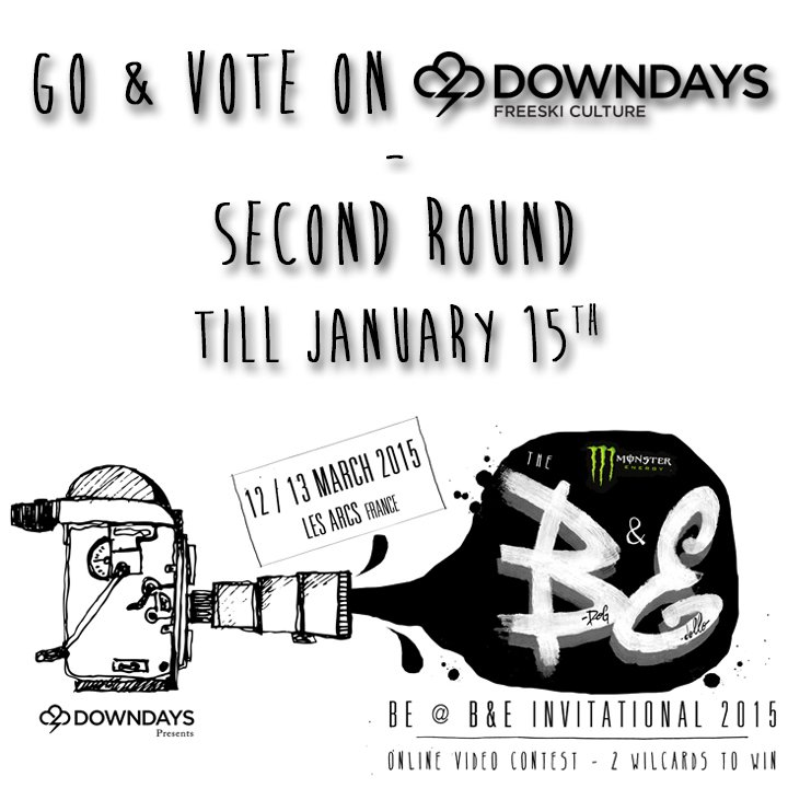 B&E Invitational 2nd Round Voting, Open Now!
