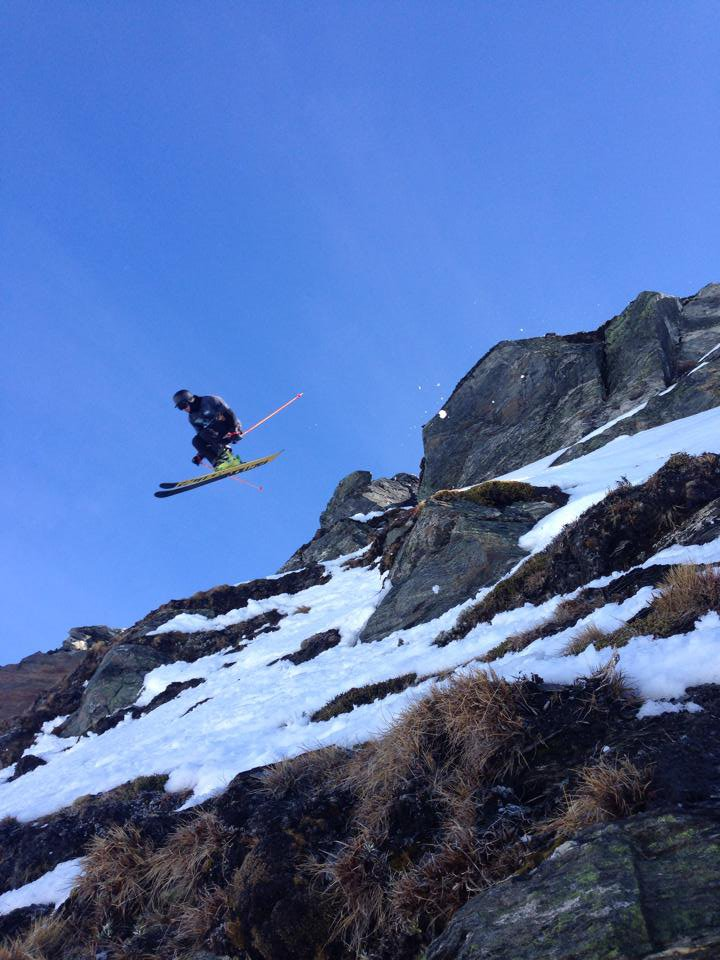 Spring Skiing in NZ