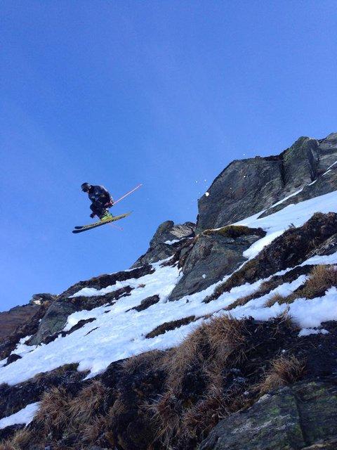 Spring Skiing in NZ
