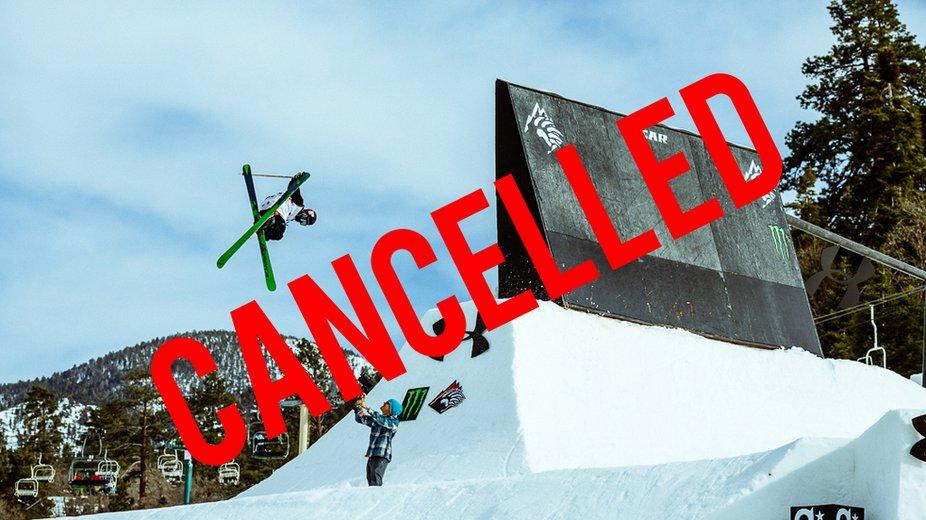 War of Rails Cancelled