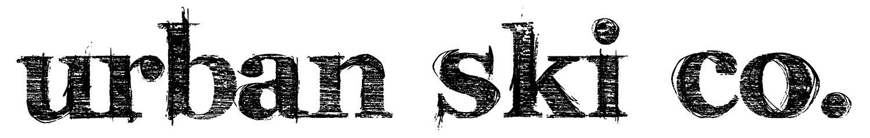 Urban Ski Co - Logo