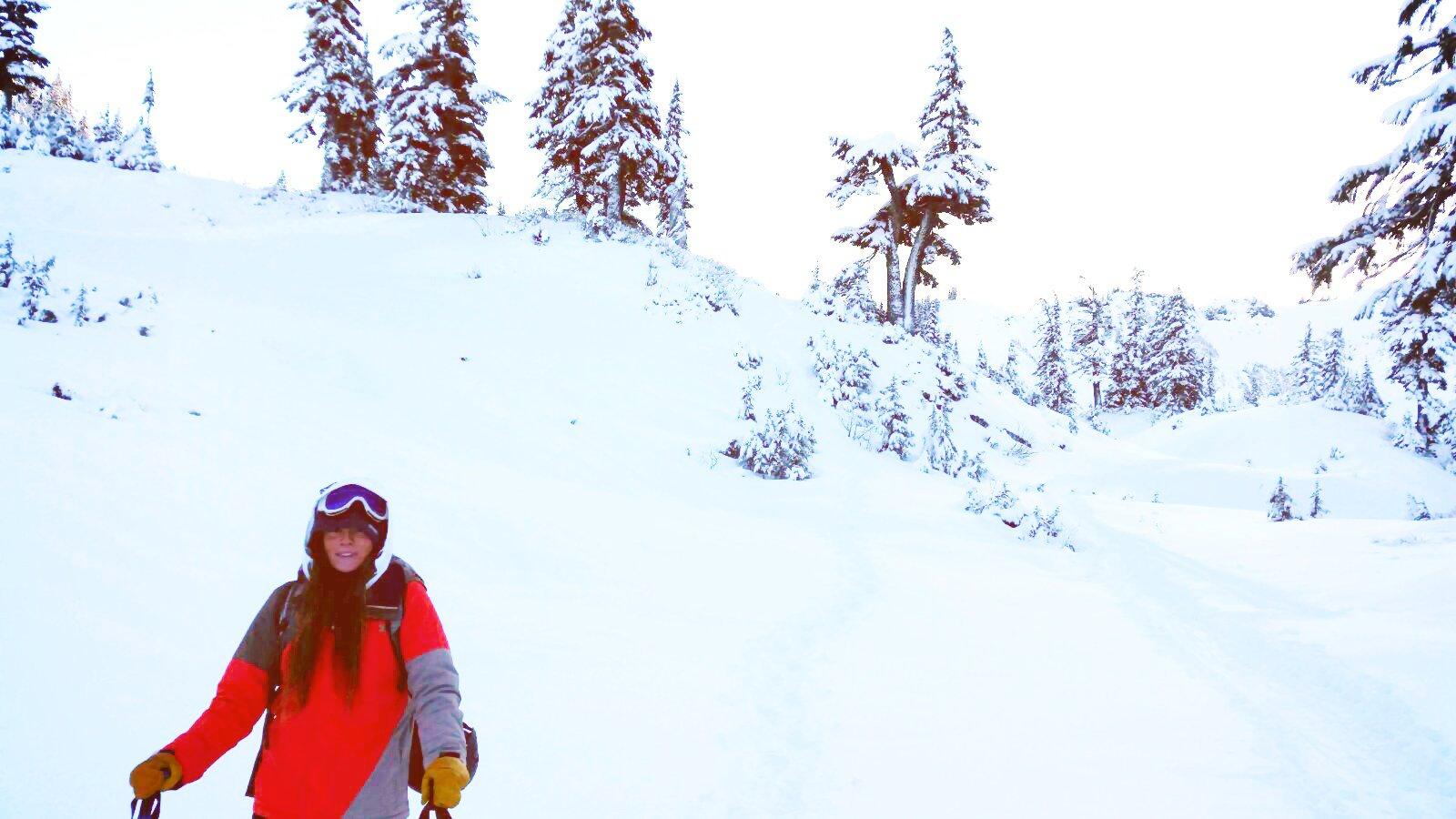 November 2014 at Mt Baker