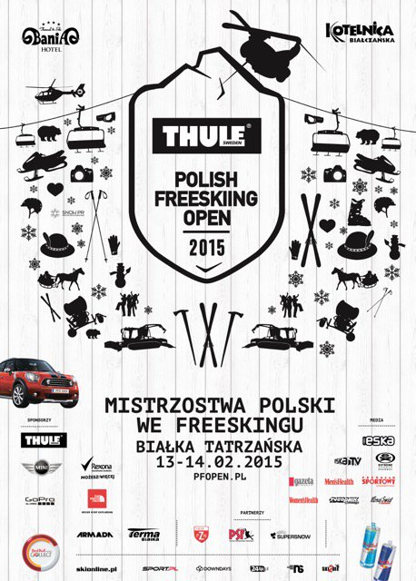 Thule Polish Freeskiing Open 2015 driven by MINI joins AFP World Tour