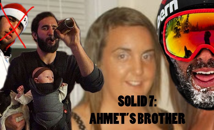 Solid 7: Ahmet's Brother