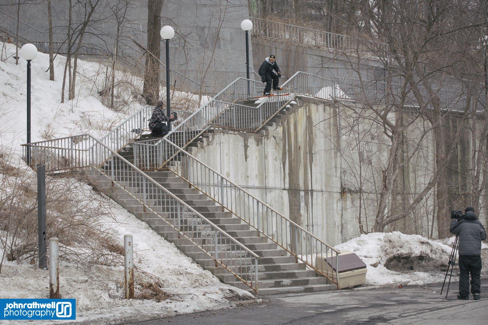 Cam Riley Slays Ottawa