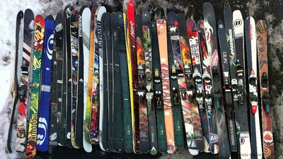 How Many Skis Do You Own