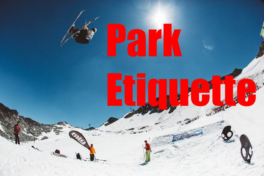Max Hill & Corey Vanular Present 'Park Etiquette'