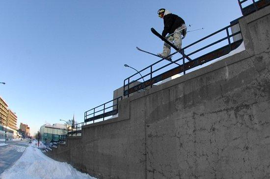 Mike Henitiuk Montreal 2009