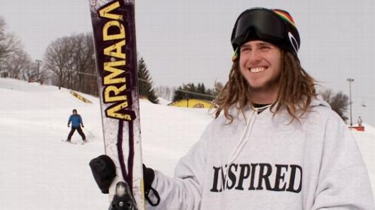 Henrik Harlaut Injured In X-Games Slope
