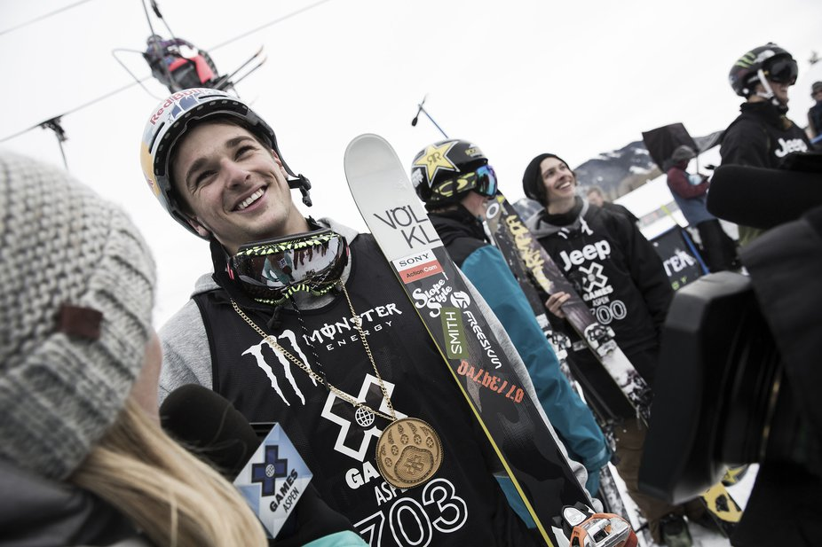X-Games '15 Slopestyle Final Results