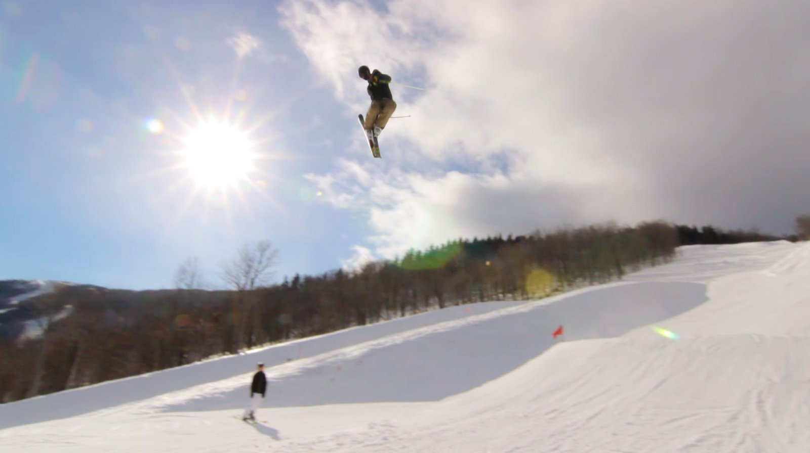 Going Big at Sunday River