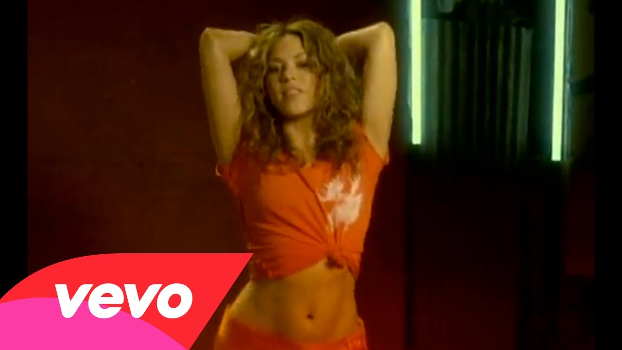 Shakira hips don't lie remakes wyclef jean dance like this the.