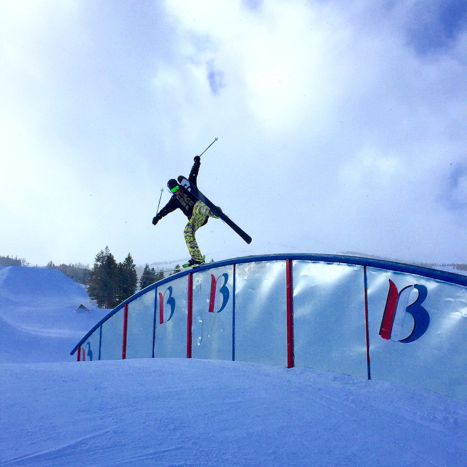 Breck Backslide