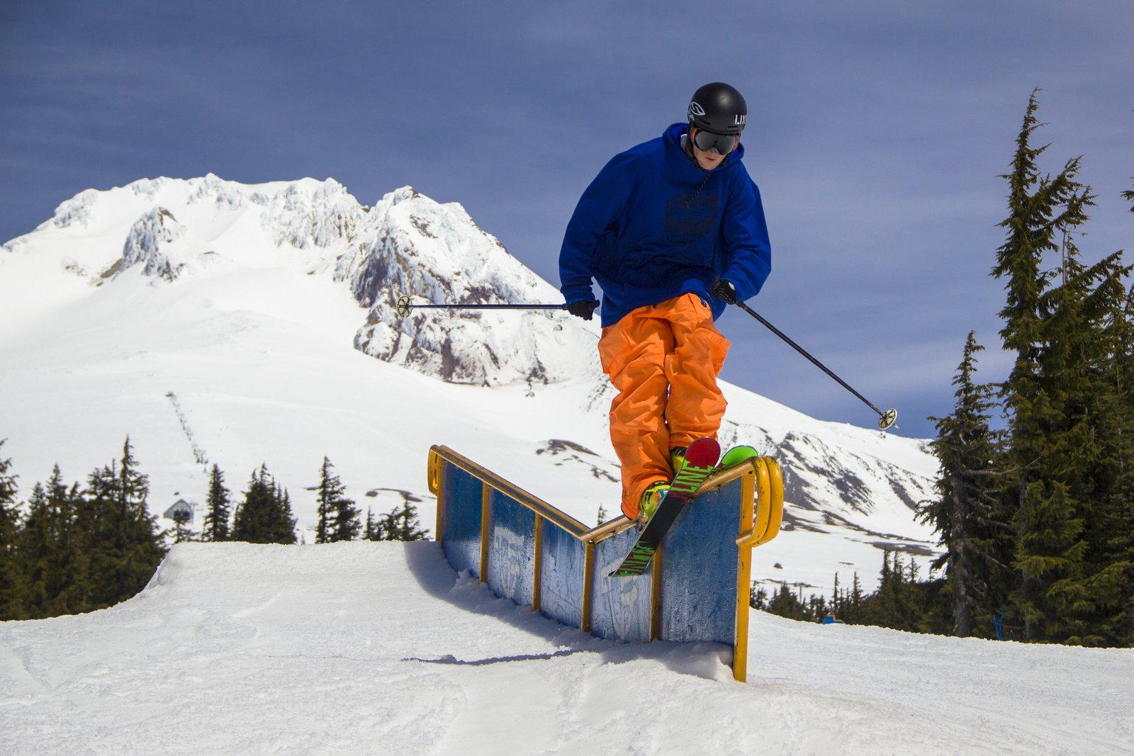 Parry Ski Slide