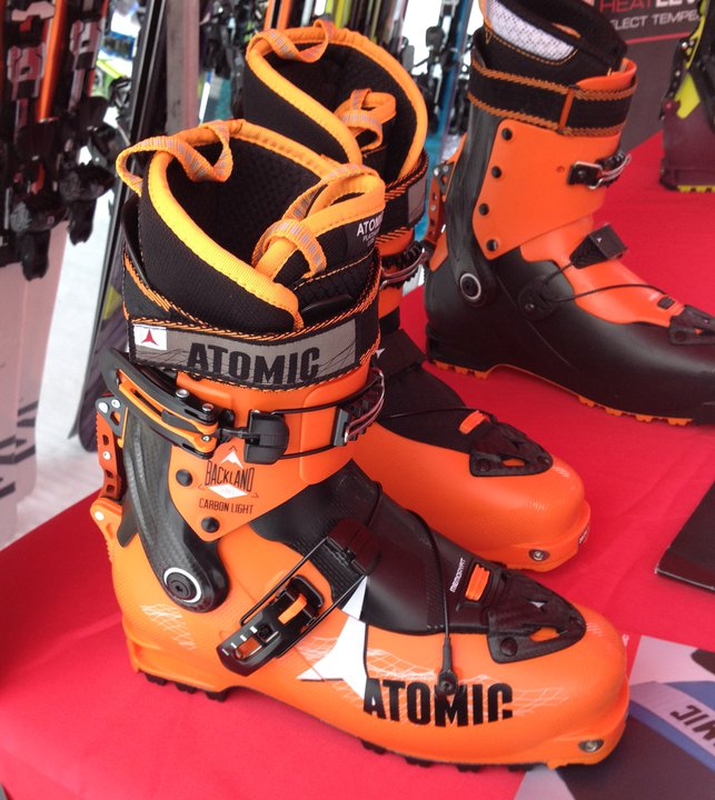 Gear Preview - Atomic Backland Boot