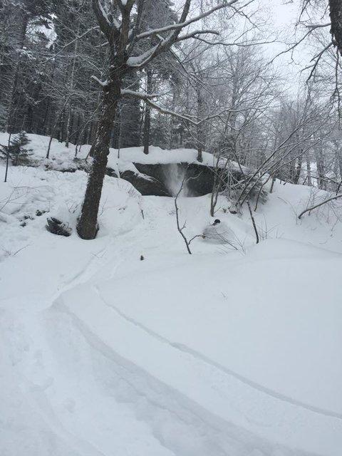 Magic Mountain Sidecountry