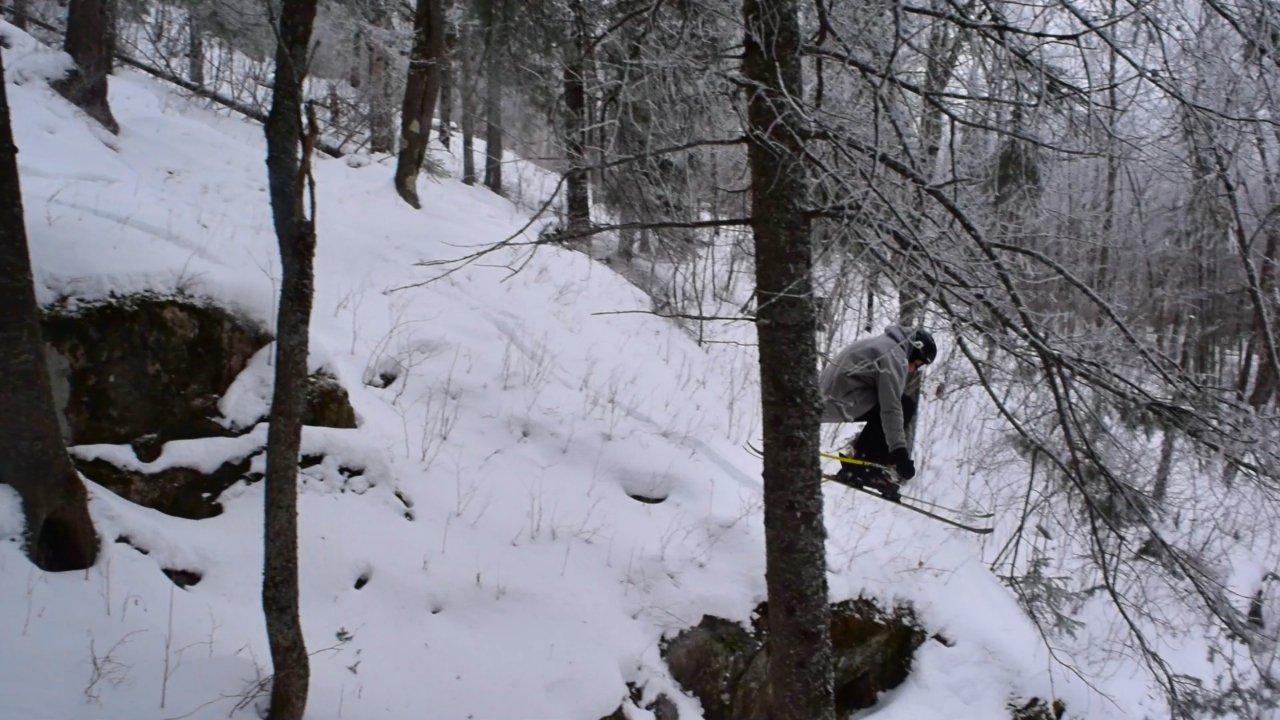 Hucking MN Cliffs