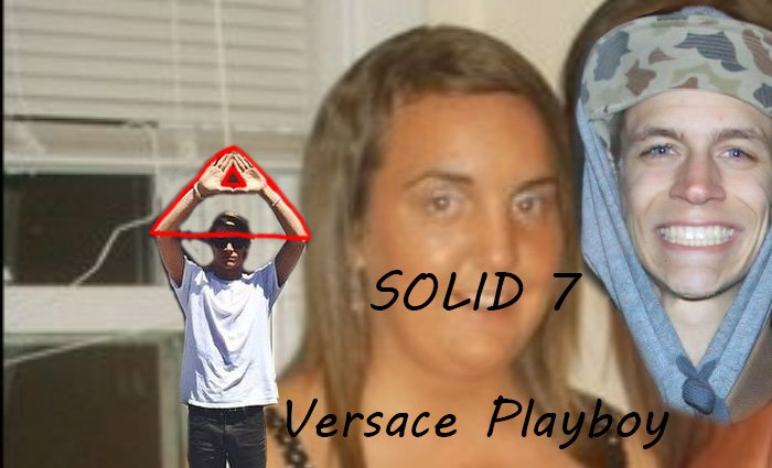 Solid 7: Versace Playboy