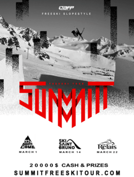 Summit Freeski Tour