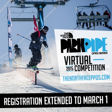 The North Face PPOS Virtual Comp Registration Extended