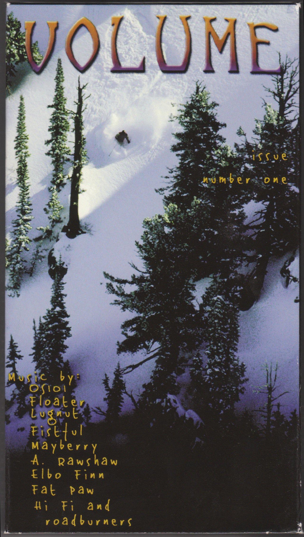 Volume Video Magazine - Issue 1 (2000)