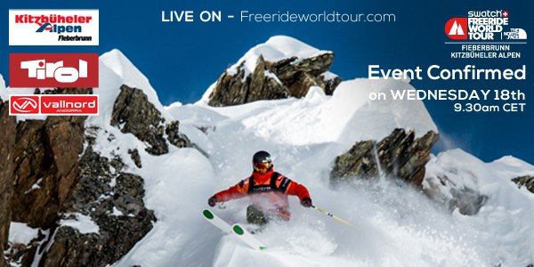 Freeride World Tour Stop 2 Resumes 18/2/15