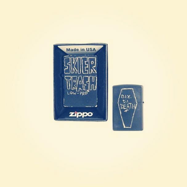 NEW Low-Pro DIY til Death Zippo Available Now!