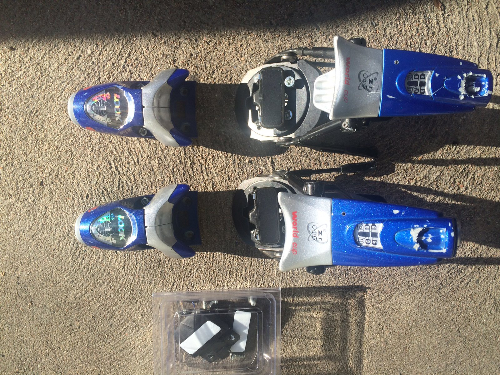 Look ZR12 bindings FKS style