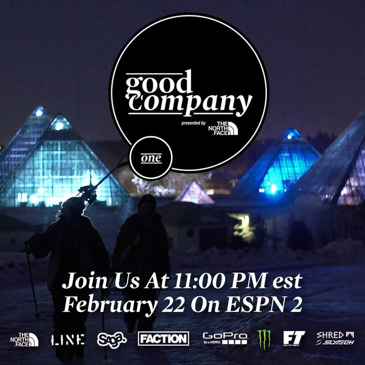 Good Company- Episode 1