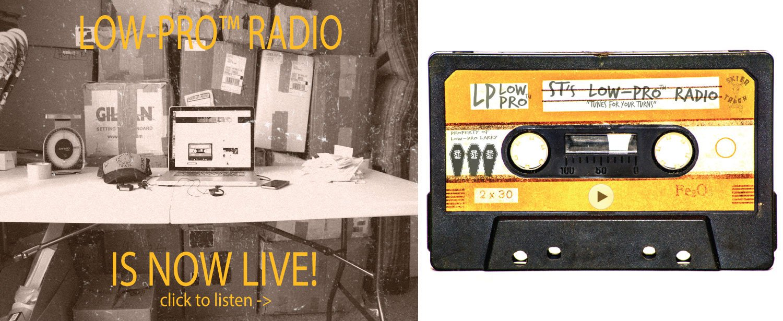 Skier Trash Low-Pro Radio Now Live!