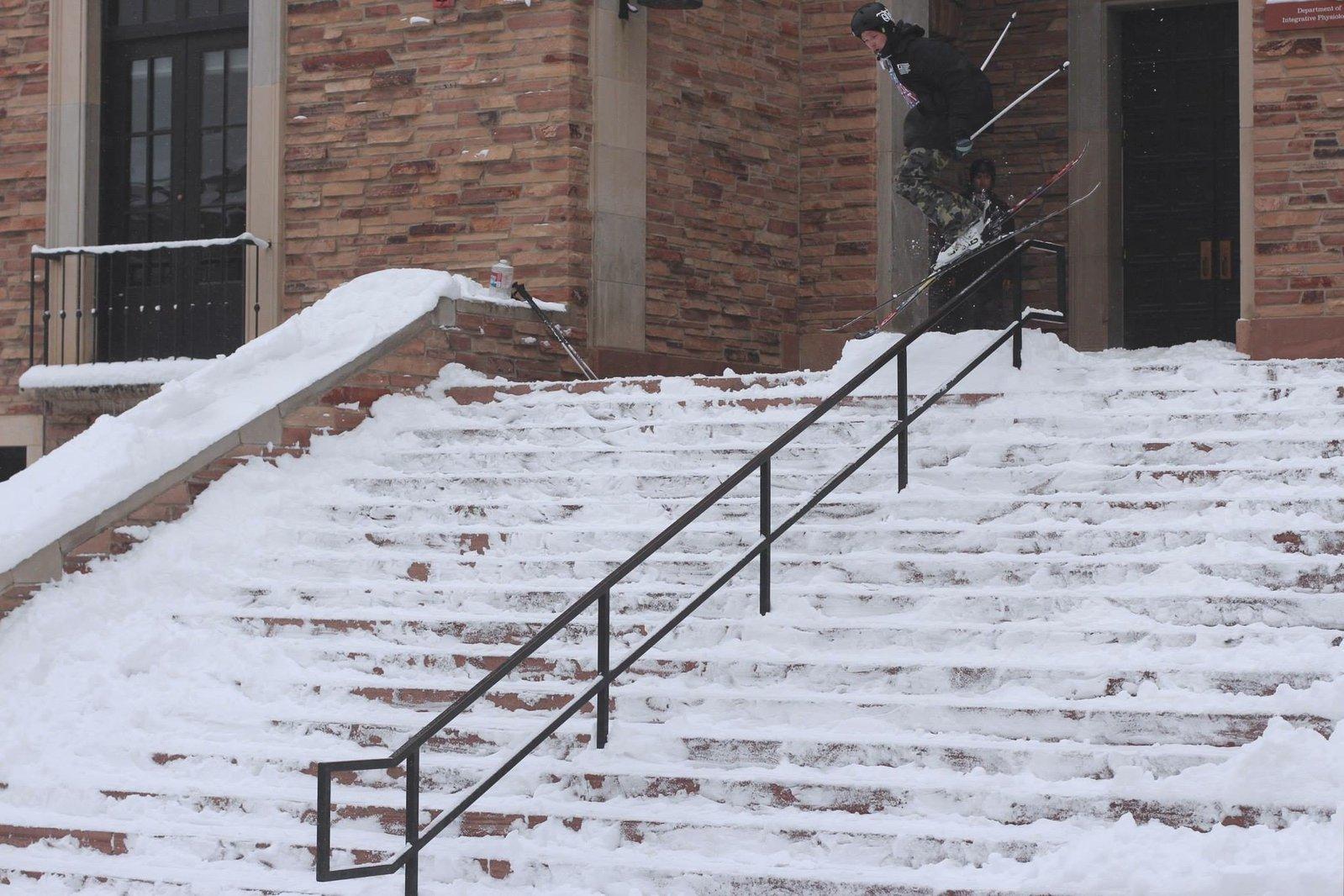 Tanner Mottau // Boulder, CO