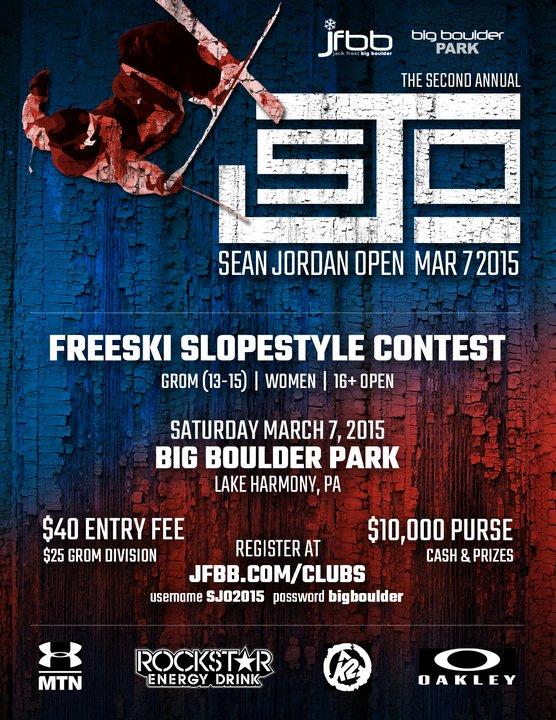 Sean Jordan Open 2015