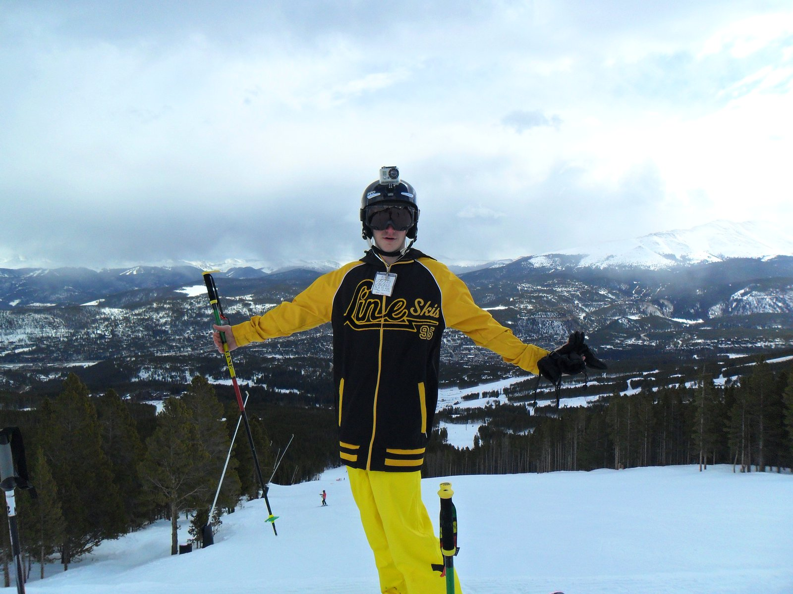 A day at Breck