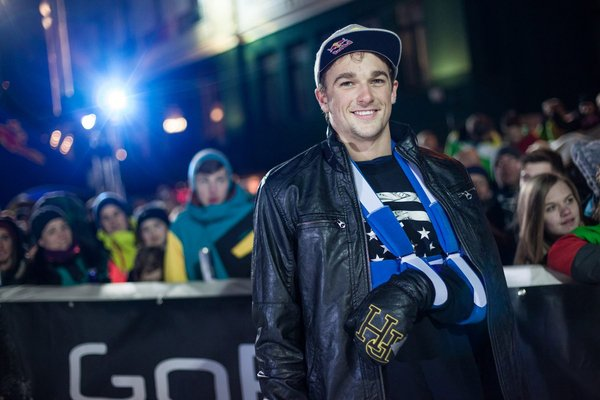 13 Q's with Nick Goepper