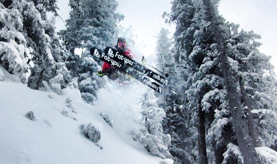 Freak Arizona Pow Day