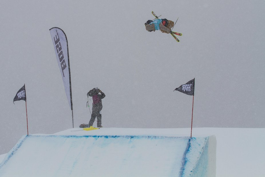 Grand Prix Slopestyle Qualifiers