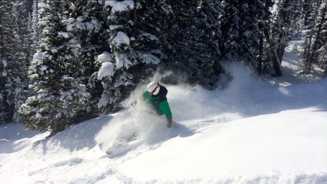 Pow at Breck