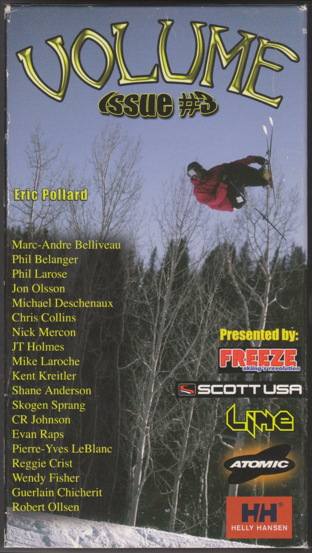 Volume Video Magazine - Issue #3 (2000)