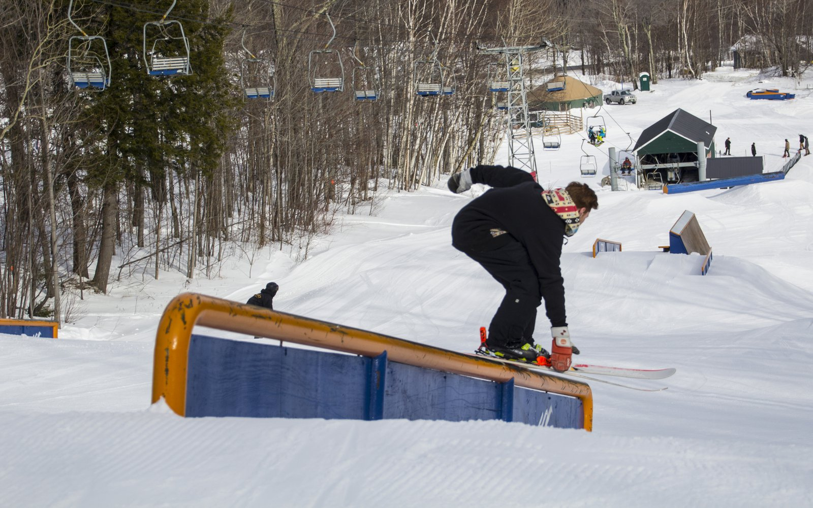 Sugarbush Rails