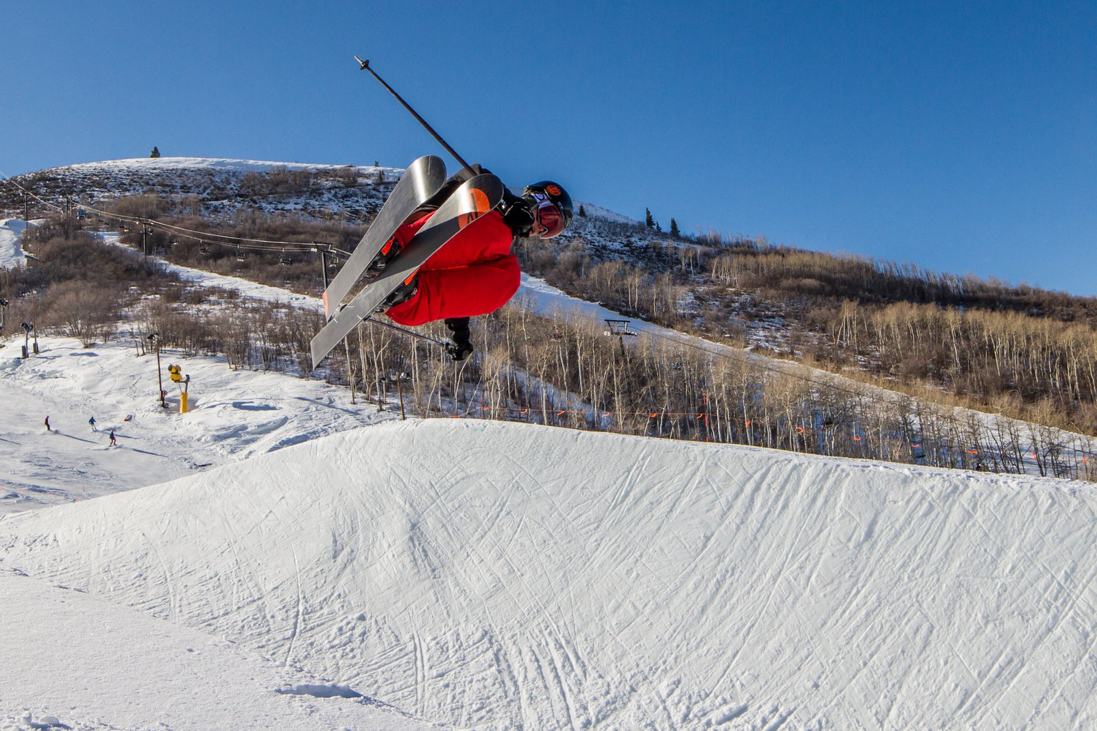 Park City Halfpipe 1