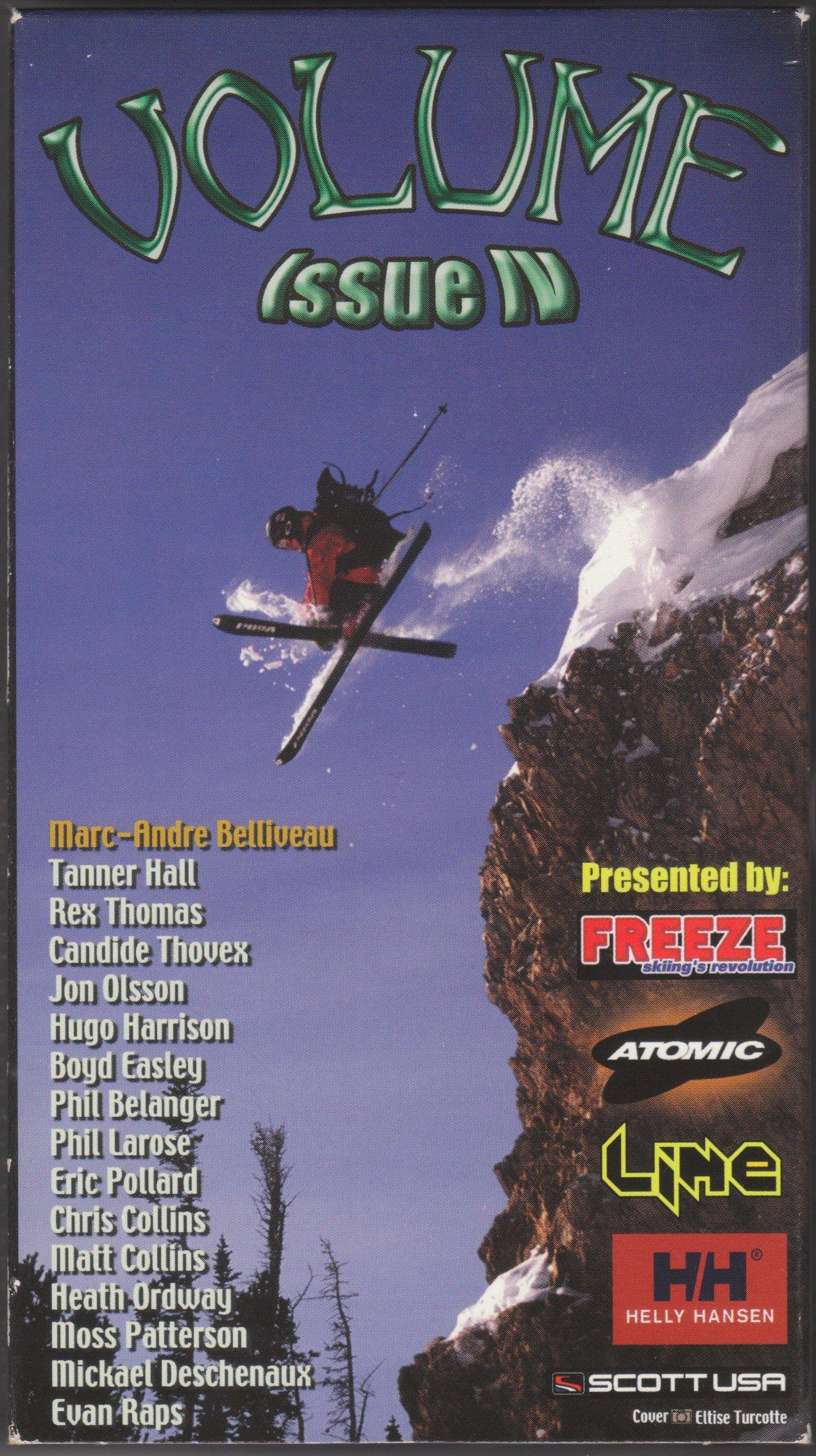 Volume Video Magazine - Issue #4 (2001)