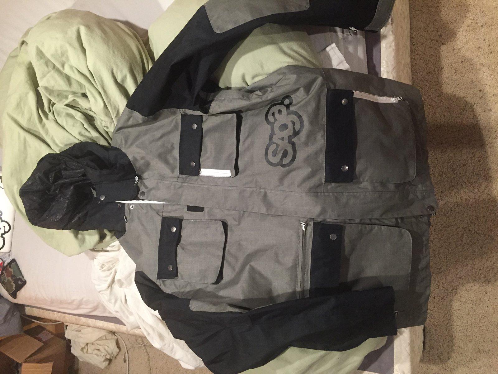XL Saga Anomie Jacket