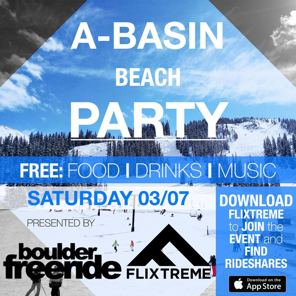 Abasin Beach Day 3/7/15