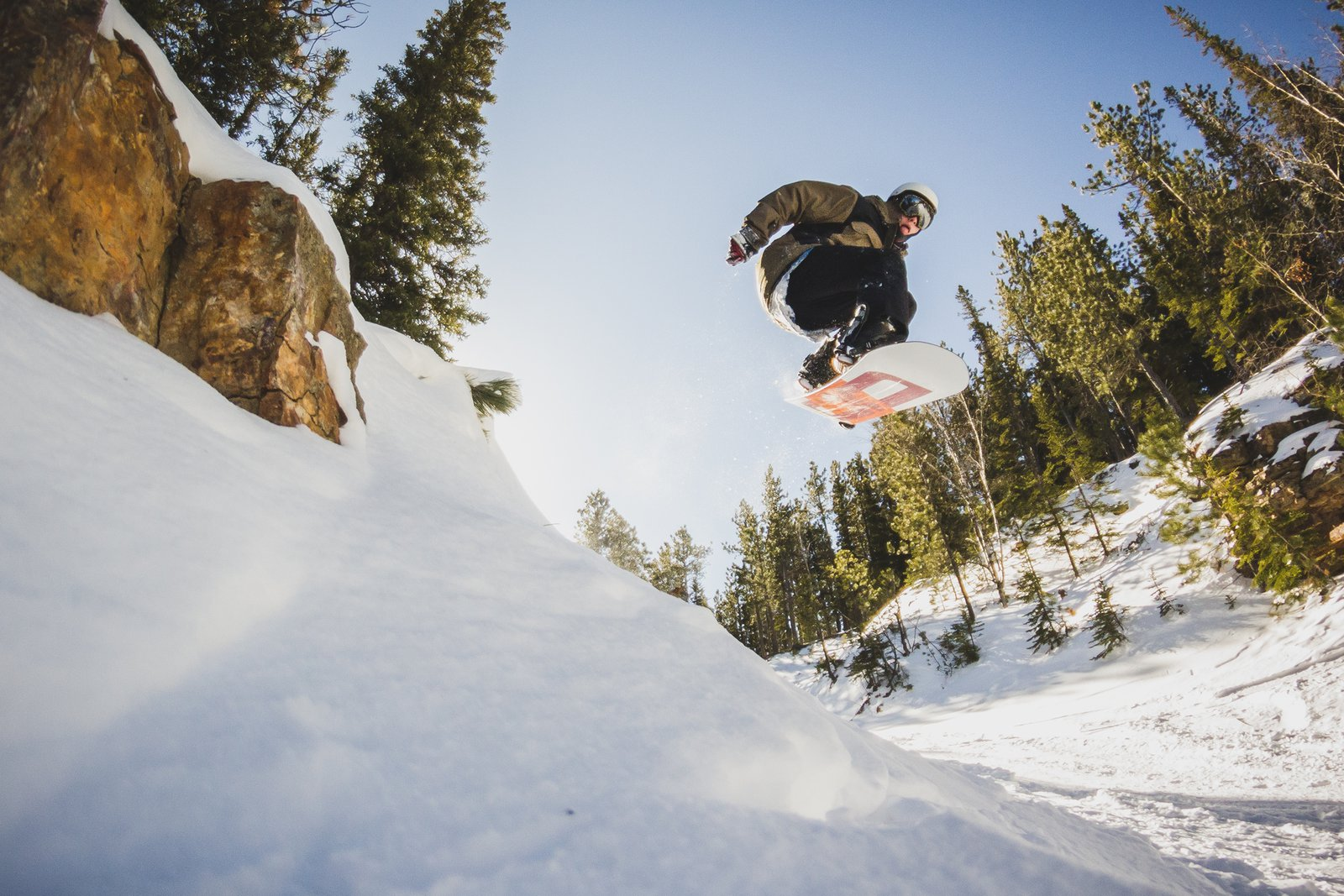 Boosting // Terry Peak