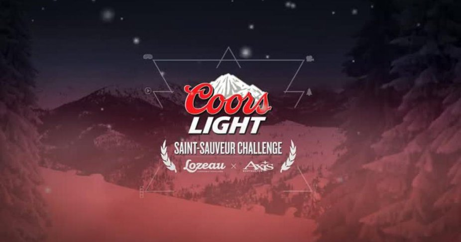 Coors Light Saint Sauveur 2015 Video Contest