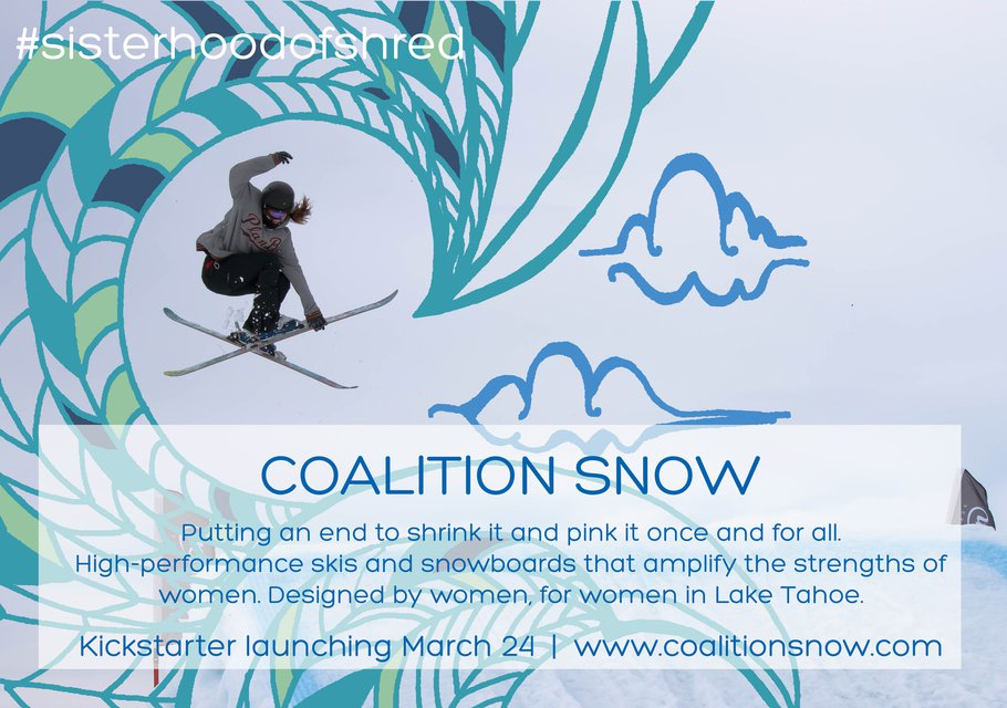 Coalition Snow: Join the Revolution!
