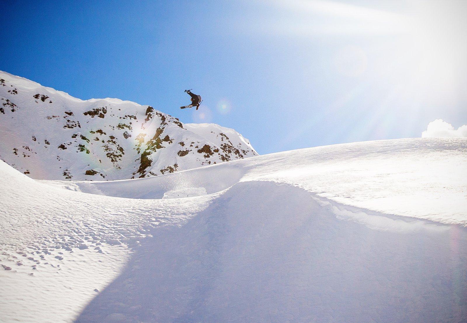 Sky High w/ Torin Yater Wallace