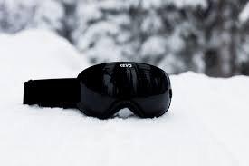 B-2 photochromatic goggles