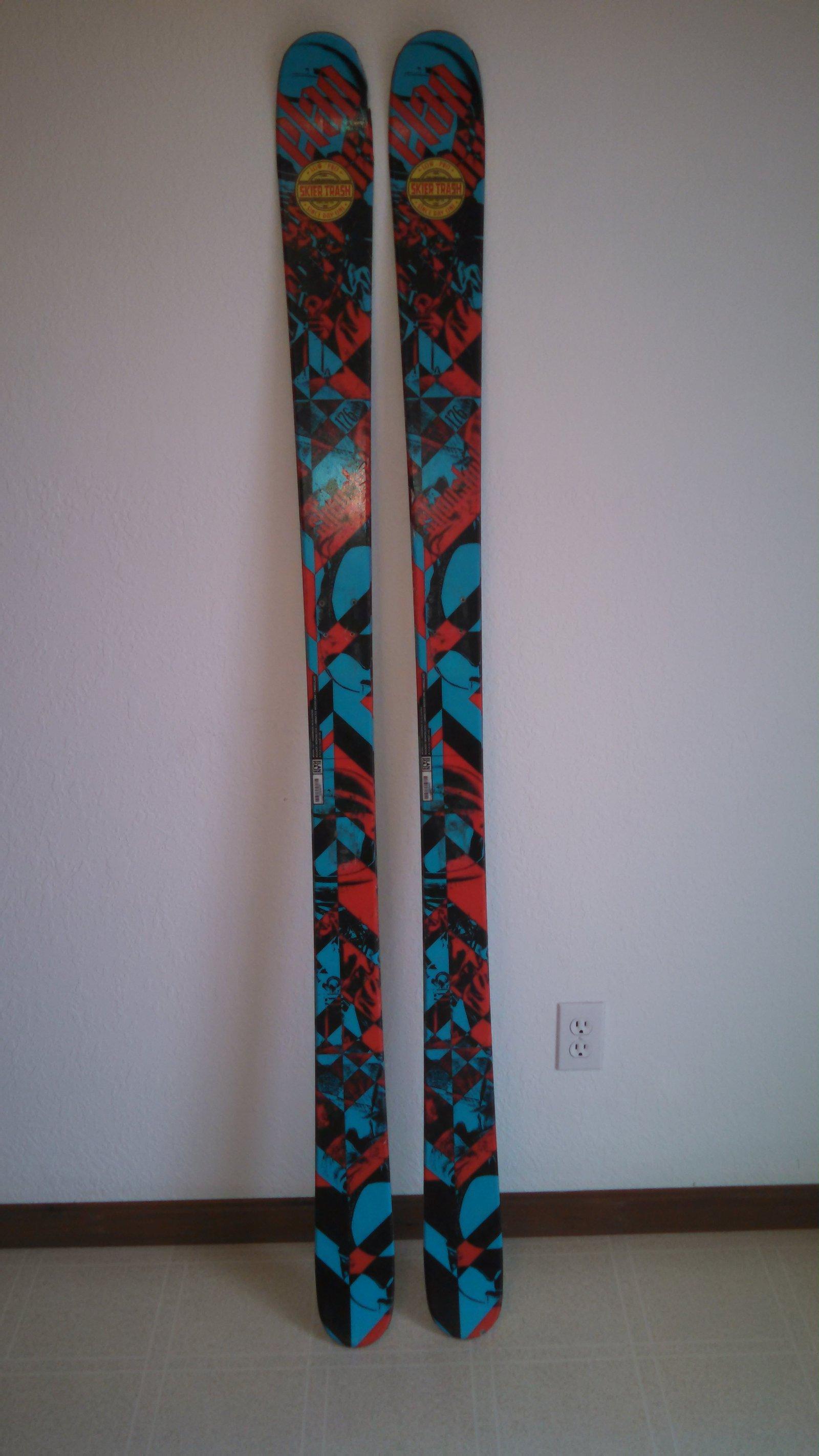For Sale: Elan Slingshot, 178cm, 87mm waist
